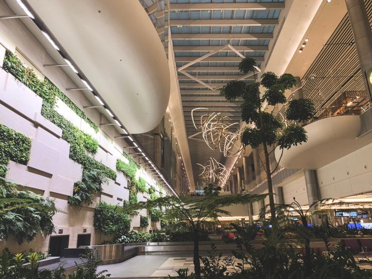 Terminal 4, Changi Airport, Singapore